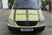 top decorating ltd mercedes