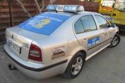 taxi rekord octavia