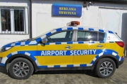 airport radom security