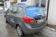 taxi rekord opel meriva