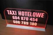 taxi hotelowe
