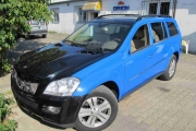 mercedes 4matic bw trakcie